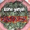 Zona Ganja - Dos Que Brillamos Portada del disco