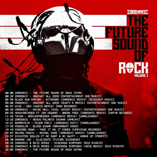 The Future Sound Of Rock - Volume I by Zardonic   Free