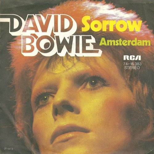 David Bowie - Sorrow [1973] [spiral Tribe Extended]