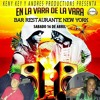 LOS KENZIES - BAR NEW YORK CARTAGO ( KENNY KEY PRODUCTIONS )