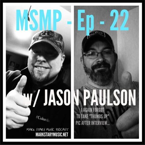 MSMP 22: Jason Paulson