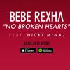 Bebe Rexha Feat. Nicki Minaj - No Broken Hearts (Instrumental)