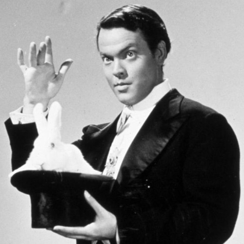 #21 - It's Orson Welles Like You've Never Seen Him Before