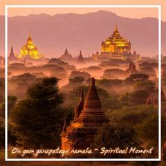 Om gam ganapataye namaha   Healing Mantra   Chanting to Ganesha for Spring & Energy Clearing