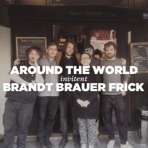 Around The World #19 special w/ Brandt Brauer Frick