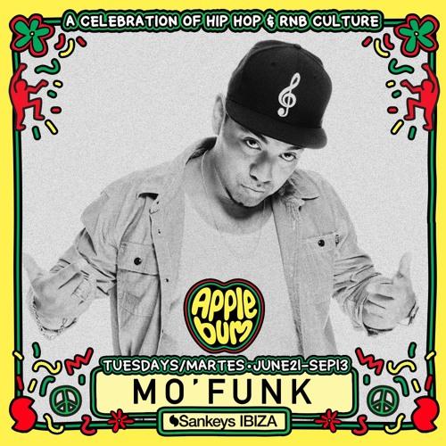 Applebum Ibiza Residents 01: Mo'funk - G Jamz Mixtape