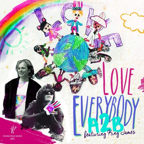 """""""Love Everybody"""" by A2B (featuring King James)"""
