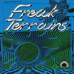 Freak Terrains at Marfa Myths, March 11th, 2016