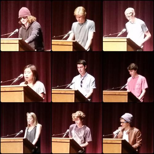 Indian Springs's Award-winning Student Writers