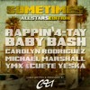 Rappin' 4-Tay & Baby Bash - Sometimes (Allstars Edition Prod. by Cal1)