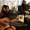 Hide Away - Daya // Acoustic Cover by MsDadine