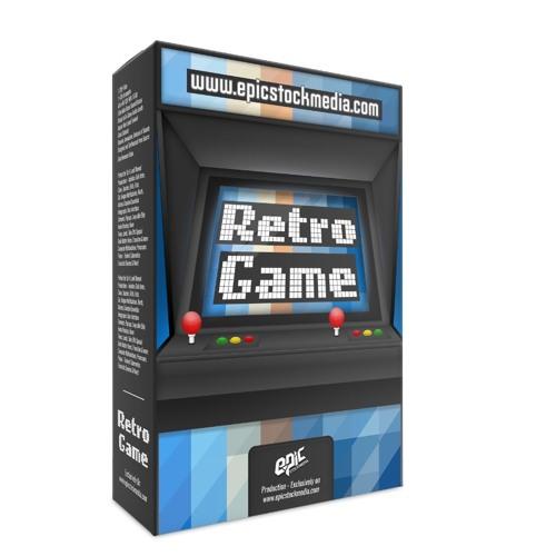 Retro Game - 8-Bit Game Sound Library