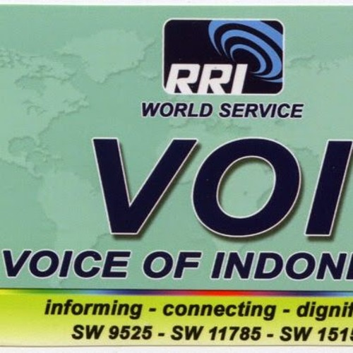 INS - Radio Republic Indonesia (with ID)
