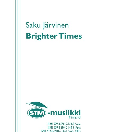 Saku Järvinen: Brighter Times