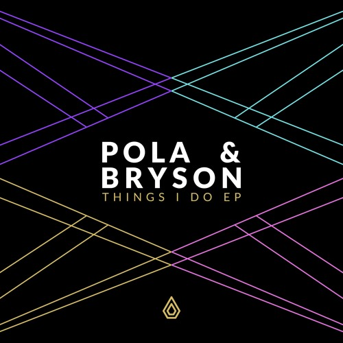 SPEAR070 - Pola & Bryson - Things I Do EP - Spearhead Records
