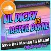 Save Dat Money.. In MIAMI! - Jasper Byrne vs Lil Dicky