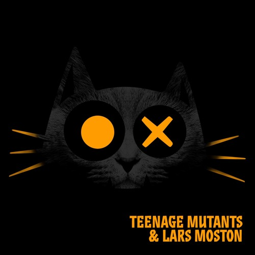 Teenage Mutants & Lars Moston - Doso EP - KATER116 - Katermukke