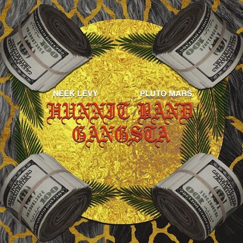 @NeekLevy - Hunnit Band Gangsta (Feat. @Pluto__Mars)[Prod. By @MusicByDTB ]