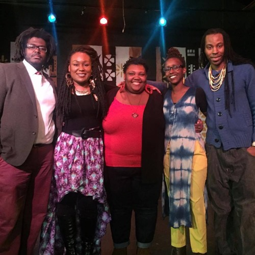 National Poetry Month Series 2016 #2: Slam New Orleans (Team SNO 2016)