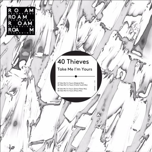 40 Thieves - Take Me I'm Yours (feat. Nina Lares) (Roam Recordings)