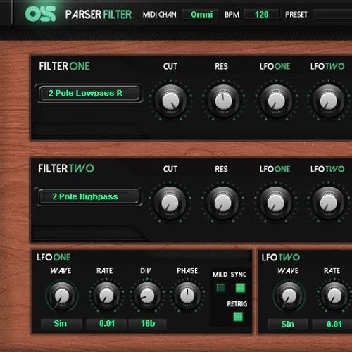 Parser Filter - Effect Unit