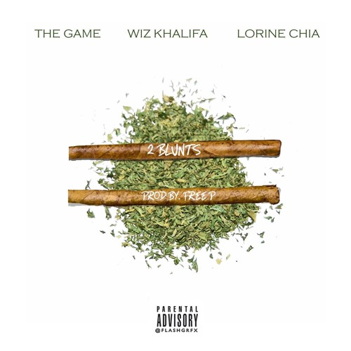 The Game Two Blunts (420) feat. The Game Wiz Khalifa & Lorine Chia prod by. Free P soundcloudhot