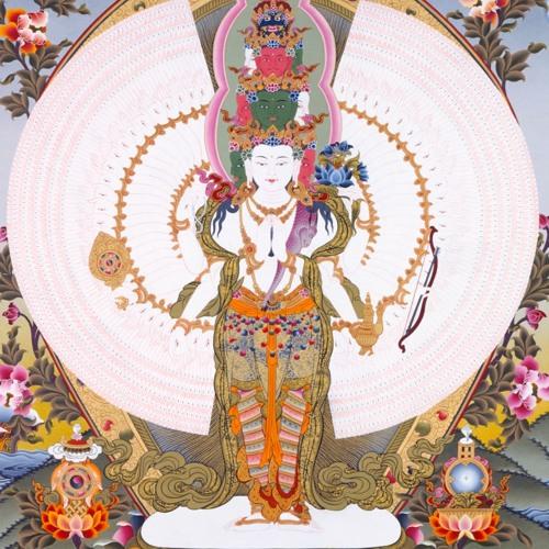 Avalokiteshvara (2 voces)