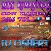 MIX ROMANTICAS CON BANDA 2016 VOL.1 - DJ OSBERT Portada del disco