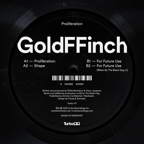 GoldFFinch - For Future Use (Bitten By The Black Dog V.2)[Digital Exclusive]