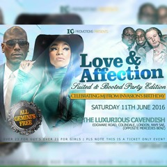 Invading The Streets Vol.12 (April 2016) (Love & Affection Promo)