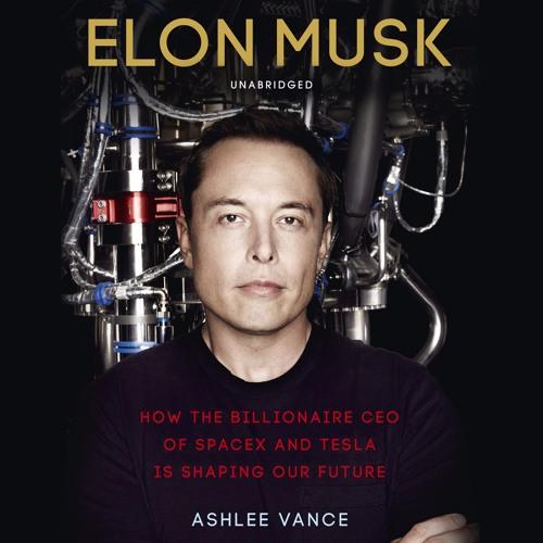 elon musk ashlee vance audiobook free