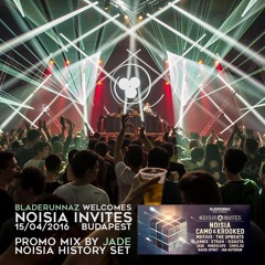 Noisia History Mix by JADE (Bladerunnaz Welcomes / Noisia Invites Budapest 2016)