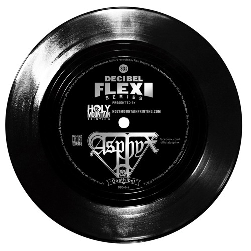 "Asphyx ""Deathibel"" (dB066.6)"