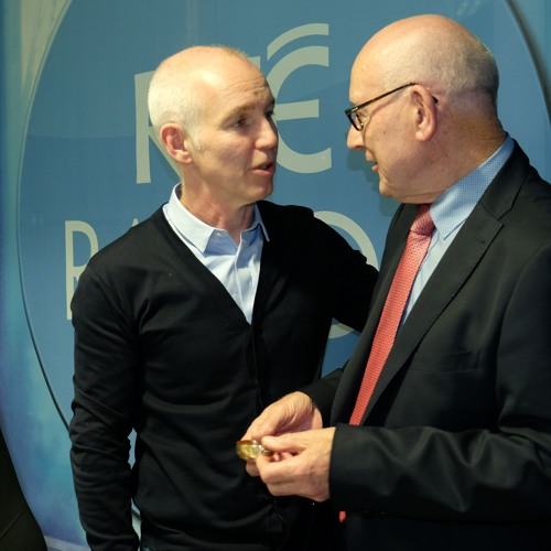 The Ray D'Arcy Show reunites Kerry man John Leen with long lost bracelet