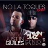 J Quiles Ft. Genio El Mutante - No La Toques ( Dj Adrian Diaz Extended Edit 2016 ).mp3