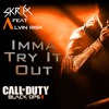 Imma Try It Out - Call Of Duty Black Ops 2 - Theme Song(KarmaNightClub)|DhaxxMusicOfVideogames1145
