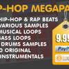 Hip-Hop Beats & Samples - More than 1Go