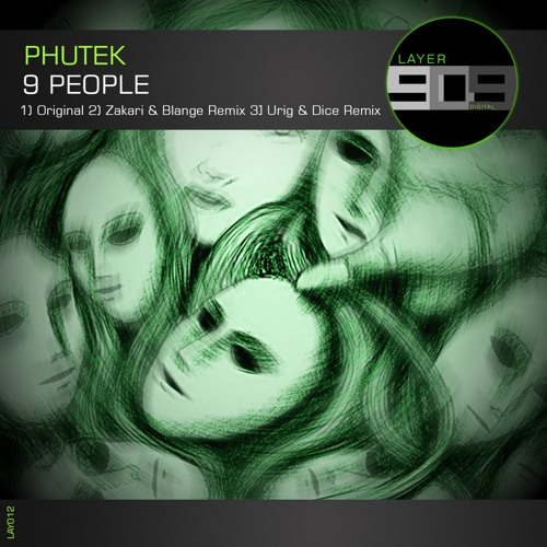 LAY012 : Phutek - 9 People (Zakari&Blange Remix)