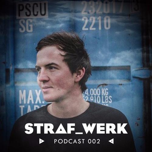 Bas Dobbelaer - STRAF_WERK - Podcast 002