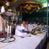 My speech in Sarpanch Parishad, Savlaj, Tal. Tasgaon, Dist. Sangli