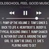 OLDSCHOOL FEEL GOOD MUSIC (HIP HOP & RNB)