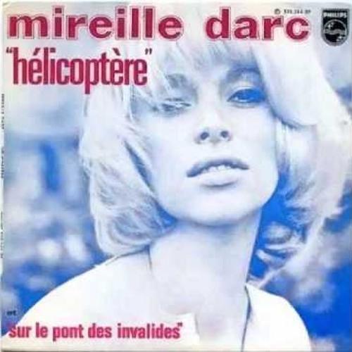 Mireille Darc - Hélicoptère