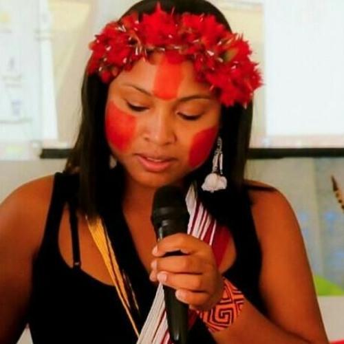 Angela Kaxuyana _conexões_mulheres indígenas