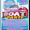 Monta Musica Boat Party Special 31st August 2015 - DJ Chrissy G MC Stompin