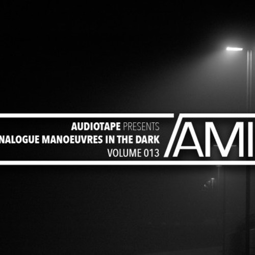 Analogue Manoeuvres In The Dark XIII
