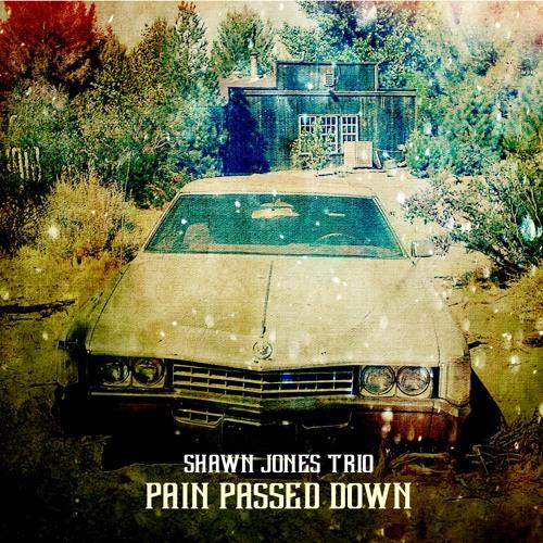 Shawn Jones Trio - Pain Passed Down