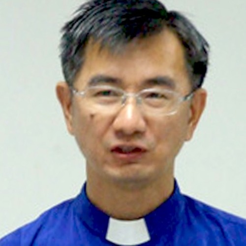 榕语-上帝的爱-陈发文牧师