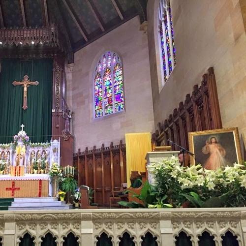 2016 - 04 - 03 - -0630 - Fr Perrone - Divine Mercy