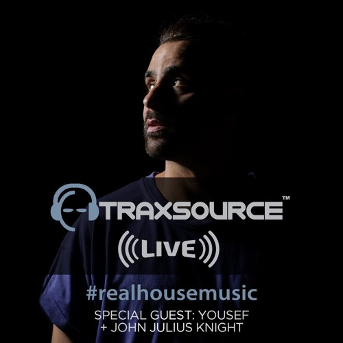 Traxsource live 63 with yousef by traxsource free for Classic house traxsource