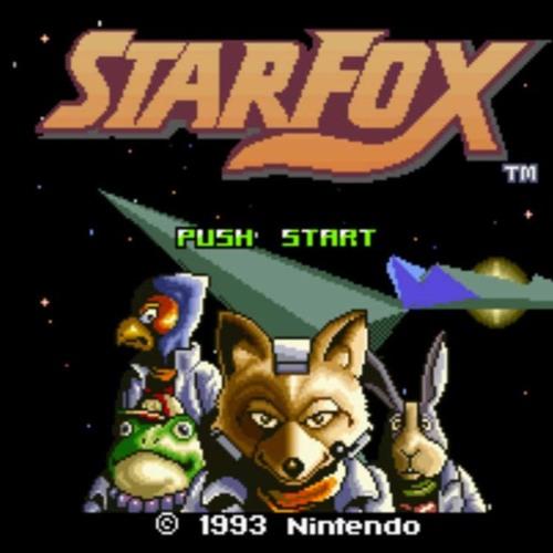 Starfox Mission Complete - WARD - IZ REMAKE